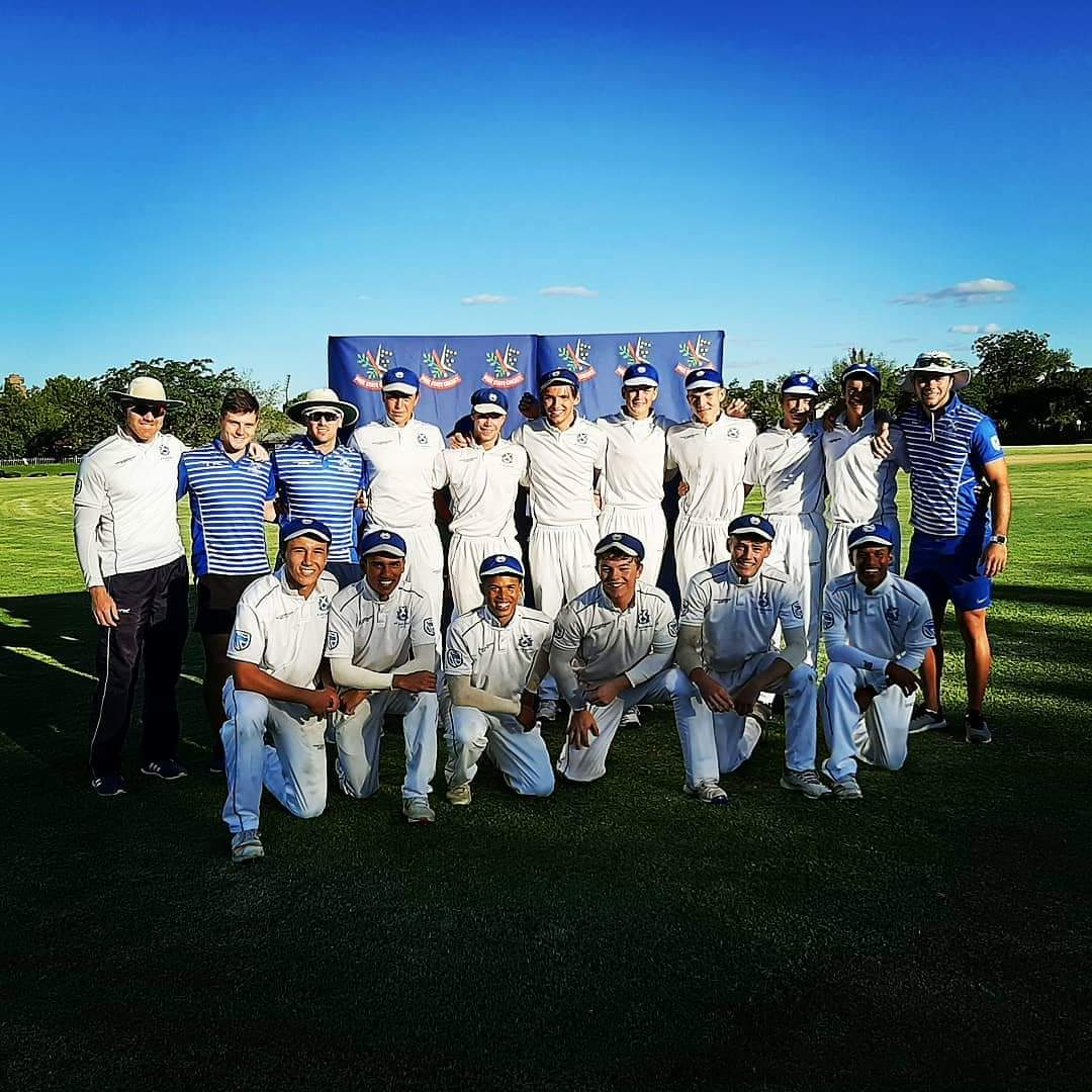 NewsGSaintsVryKamp School of Cricket | Saints the T20 champions of the Free State  - School of Cricket